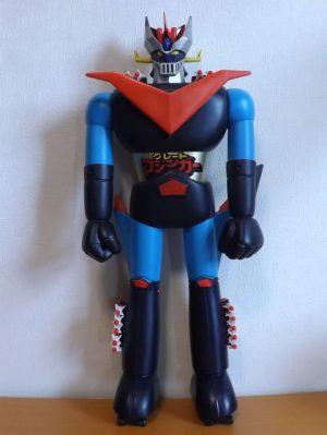 ポピー超合金~②ジャンボマシンダー「グレートマジンガー」1974(当時もの玩具)