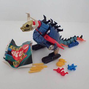 ポピー超合金~⑥「大空魔竜ガイキング」1976(当時もの玩具)