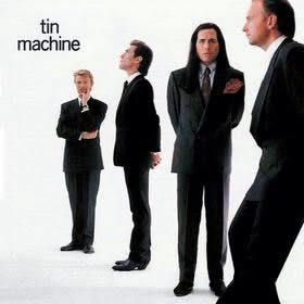 「デヴィッド・ボウイ」⑨~Tin Machine