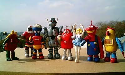ポピー超合金~⑦「がんばれ!!ロボコン」1974(当時もの玩具)