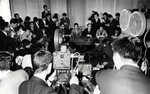 昭和プロ野球「黒い霧」事件〜1969-1971 日本プロ野球史の闇、八百長疑獄